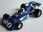 158 - Elf Team Tyrrell 006 (Issued 1974)