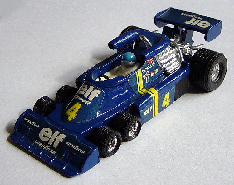 H Spot Corgi Toys Formula 1 Cars