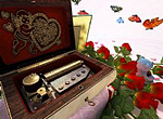 Valentine Music Box