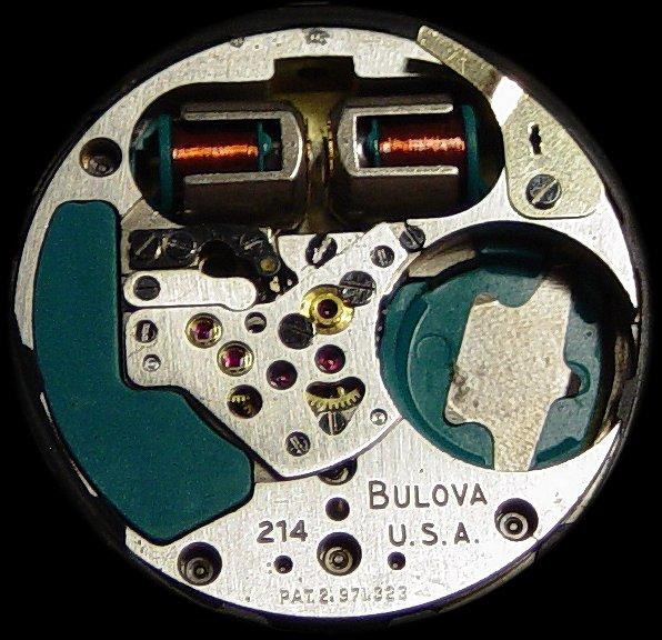 bulova accutron  214