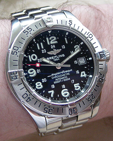 breitling superocean midsize availability watch ii item watches