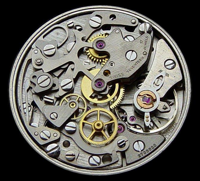Изготовление механизма часов своими руками 90