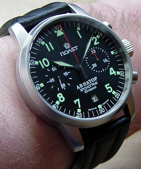 Russian Watches Poljot